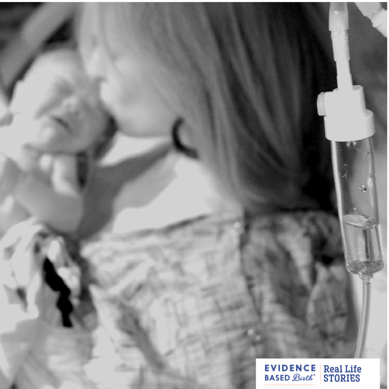 Evidence on: IV Fluids during Labor