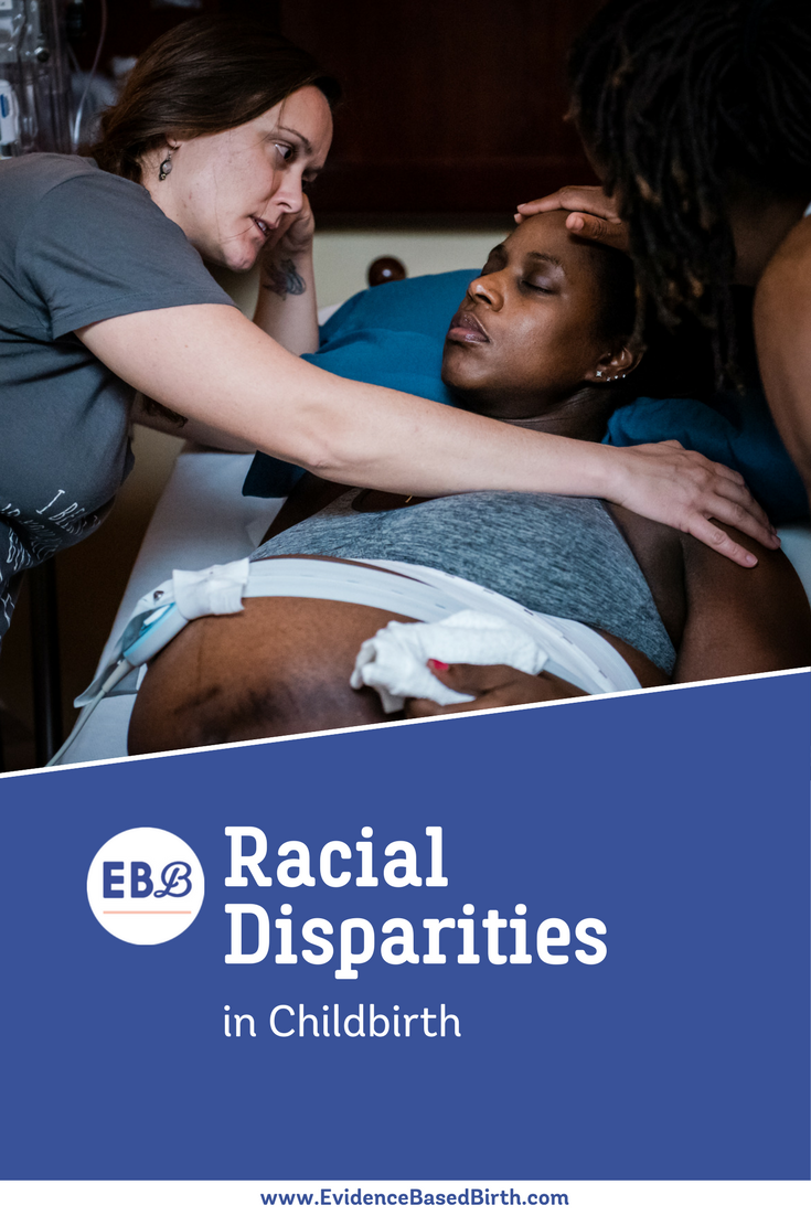Pinterest- Racial Disparities in Childbirth