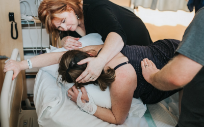 Using a Doula for Pain Relief