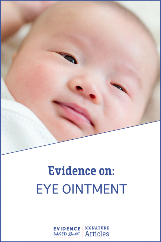 Video Based Therapy May Help Babies At >> Evidence On Erythromycin Eye Ointment For Newborns