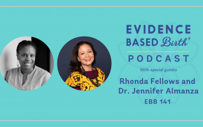 EBB 141 – Birthing and Disparities in Minnesota with Rhonda Fellows and Dr. Jennifer Almanza