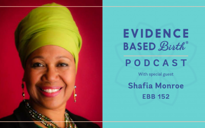 EBB 152 – Shafia Monroe on Traditional Black Midwifery, Spirituality, and Community Advocacy