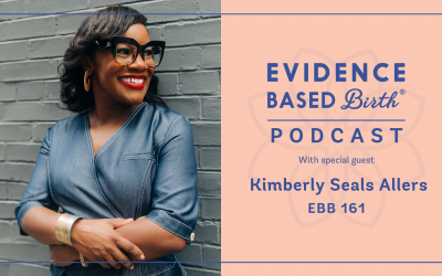 EBB 161 – Addressing Maternity Bias and Infant Care with Irth app Founder, Kimberly Seals Allers