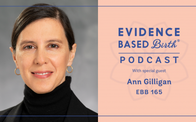 EBB 165 – Fetal Position During Labor with L&D Nurse, Ann Marie Gilligan