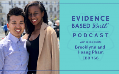 EBB 166 – The Experience of a Powerful and Miraculous Birth with Brooklynn and Hoang Pham