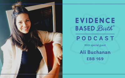 EBB 169 – The Importance of Postpartum Doula Care with Ali Buchanan