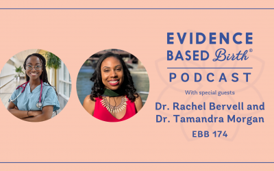 EBB 174 – The Need for More Black OB/GYN Representation with Dr. Rachel Bervell and Dr. Tamandra Morgan