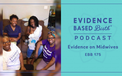 EBB 175 – Evidence on Midwives