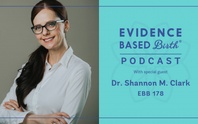 EBB 178 – Pregnancy After 35 with OB/GYN and Maternal-Fetal Medicine Specialist, Dr. Shannon M. Clark