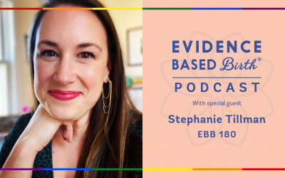 EBB 180 – Trauma-Informed Care and Consent with Feminist Midwife, Stephanie Tillman