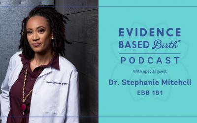 EBB 181 – Restoring Black-led Nurse-Midwifery Care in Alabama with Dr. Stephanie Mitchell