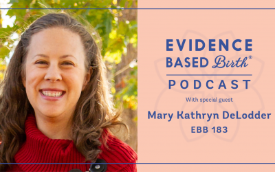 EBB 183 – Pushing for Licensed Certified Professional Midwifery in Kentucky with Mary Kathryn DeLodder