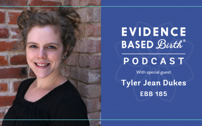 EBB 185 – The History of Narrative Medicine and Childbirth with Tyler Jean Dukes