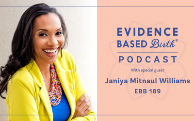 EBB 189 – Why Black Lactation Matters and the Importance of Black Breastfeeding Week with IBCLC, Janiya Mitnaul Williams