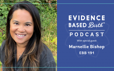 EBB 191 – Cultural Awareness in Birth and Postpartum Work with Community Doula and EBB Instructor, Marnellie Bishop