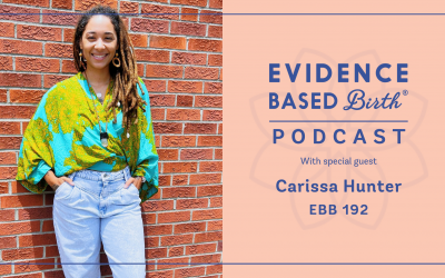 EBB 192 – Raising Awareness and Advocacy for Sickle Cell Anemia Families with Advocate and Intuitive Womb Worker, Carissa Hunter