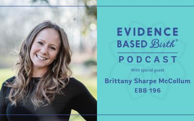 EBB 196 – Pelvic Biomechanics and Movement in Labor with Brittany Sharpe McCollum